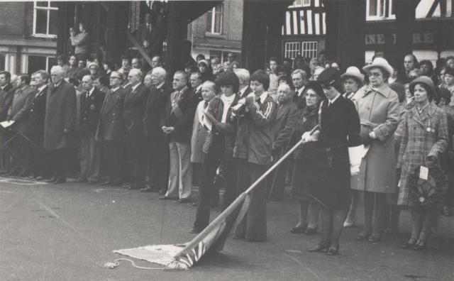 [Royal British Legion Remembrance Sunday]