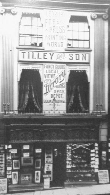 [Tilleys Shop]