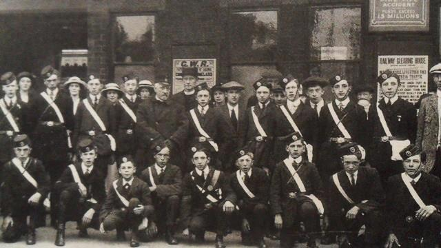 [Church Lads Brigade 1914]