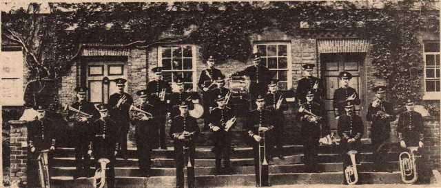 [1933 Ledbury Town Band]