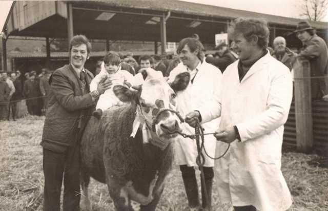 [Ledbury Cattle Market]