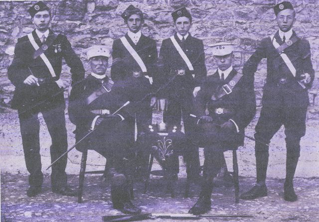 [Church Lads Brigade 1907]