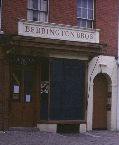 [Bebbington Shop]