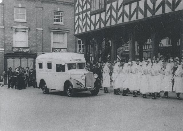 [Ledbury Ambulance Services]