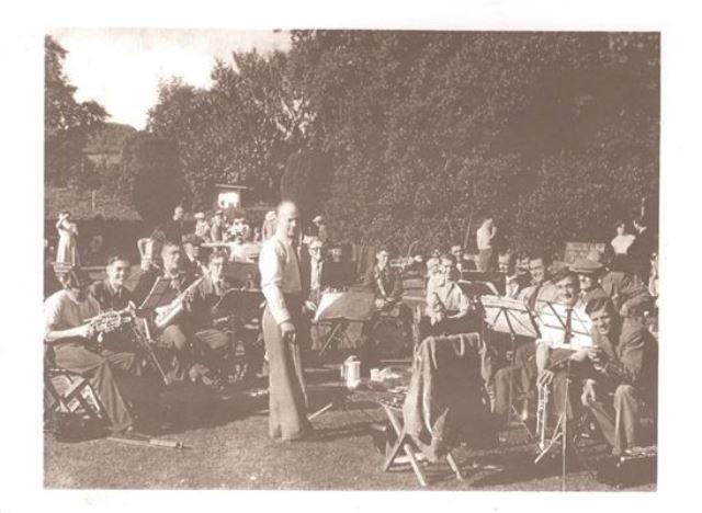 [Band Practice Ledbury Park]