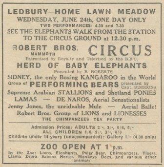 [Ledbury Circus]