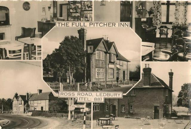 [The Full Pitcher Hotel]