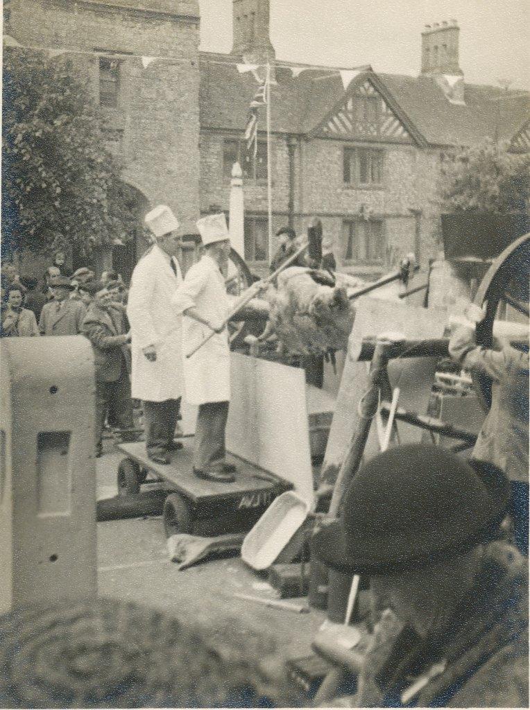 [1953 Ox Roast]