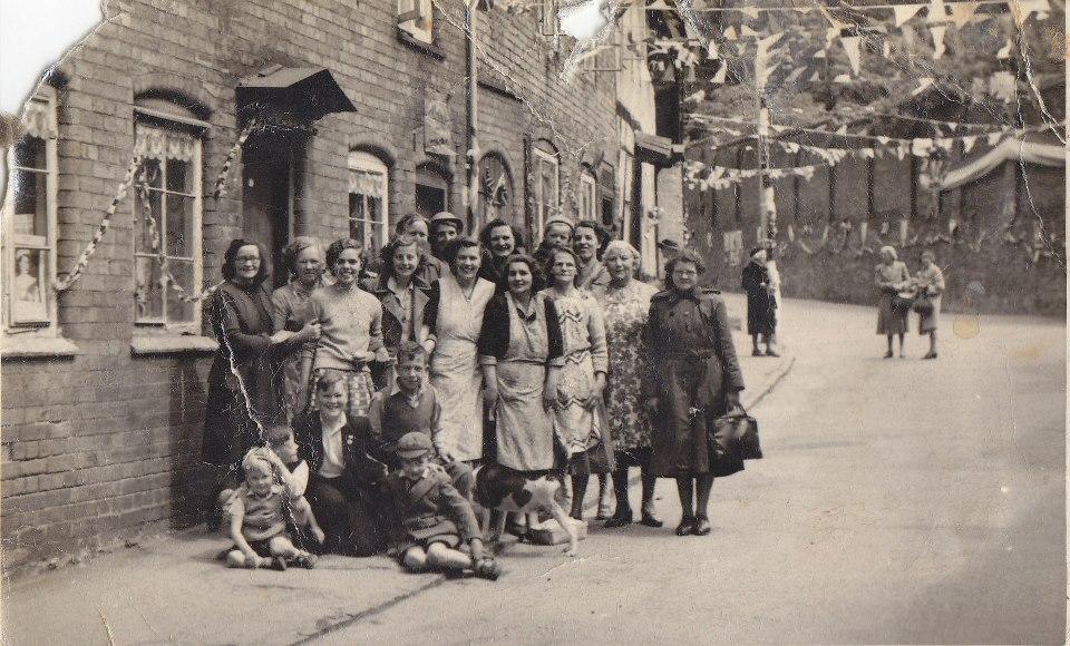 [1953 Coronation Party]