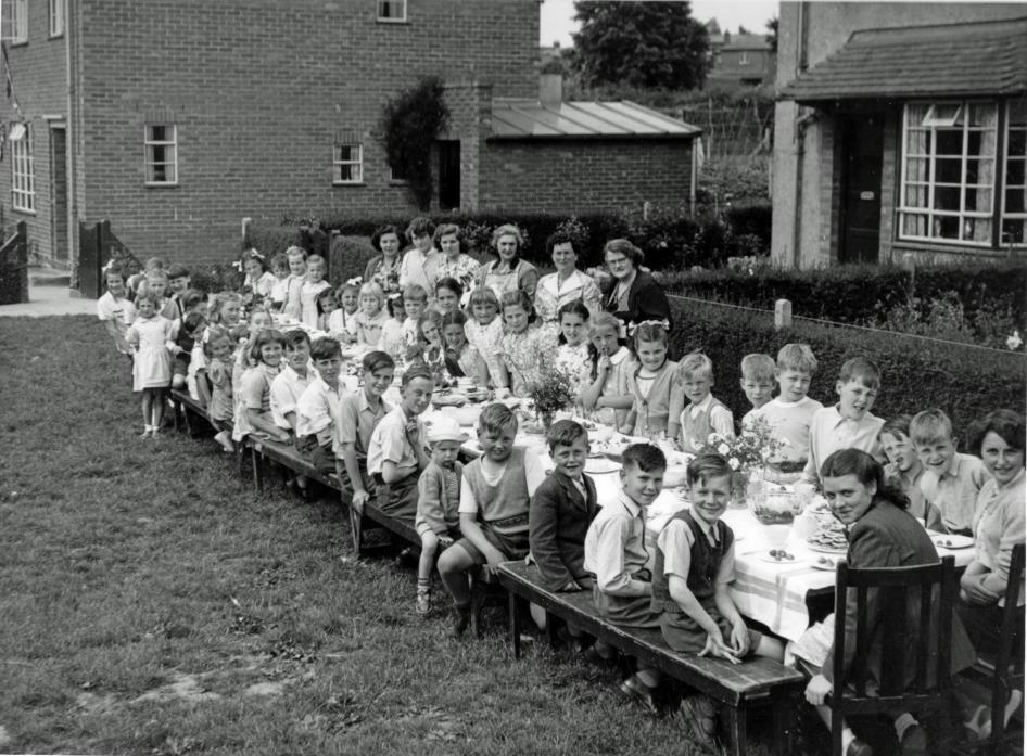[1953 Street Party Long Acres]